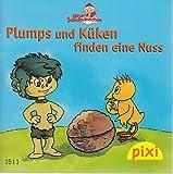 Plumps und Küken finden eine Nuss - Pixi-Buch 1511 aus Serie 168