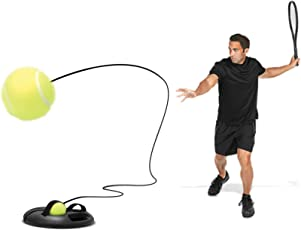 SKLZ Power Base Tennis Trainer (Black)