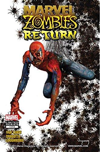 Marvel Zombies Return #1 (English Edition) (Zombies Marvel Kindle)