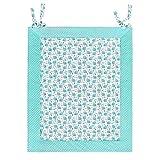 LULANDO weich gepolsterte Krabbeldecke Spieldecke Decke. Weiche und praktische Spielmatte Spielunterlage für Ihr Baby i