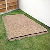 *FREE DELIVERY* Shed Base Grids 6' x 4' of TRUEPAVE Grass Paver Eco Grids