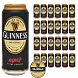 Guinness Original Beer 24x500ml. 4,2%Vol.