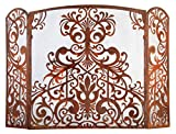 Fallen Fruits Small Victorian Fire Place Screen