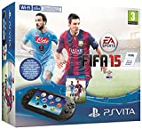PlayStation Vita: Console 2000 + FIFA 15 [Bundle]