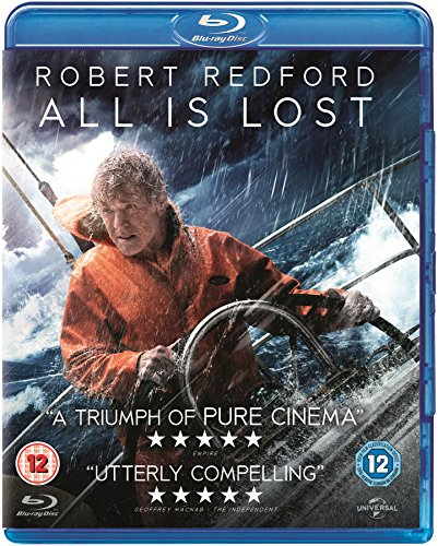 ALL IS LOST [BLU-RAY DISC] [Reino Unido] [Blu-ray] 61kSvgMNgCL