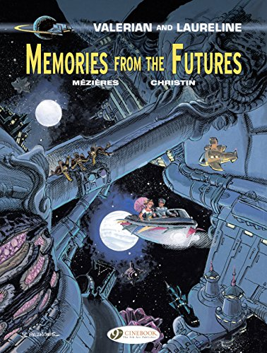Valerian and Laureline - volume 22 Memories from the futures (22)