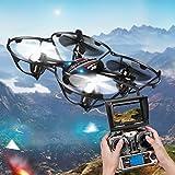 Haibei JJRC H6D RC Quadcopter Drone 2.0MP Cámara HD en tiempo real 5,8G FPV Modo CF helicóptero tarjeta SD Gyro Quadcopter mit 2GB