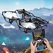 Haibei JJRC H6D RC Quadcopter Drone 2.0MP HD Camera Real Time 5.8G FPV CF Mode Helicopter Gyro Quadcopter mit 2GB SD Card