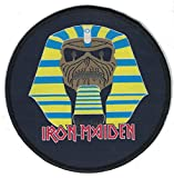 Unbekannt Iron Maiden - Powerslave Aufnäher/Patch