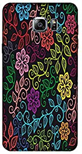 Timpax Protective Hard Back Case Cover With Easy access to all ports Printed Design : A multicolour designers pattern.Compatible with Samsung Galaxy Note 5 ( N920G )