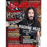 Guitar Ausgabe 01 2012 - Machine Head - Interviews - Workshops - Playalong Songs - Test und Technik
