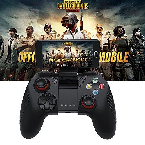 Mando controlador inalámbrico Gamepad de Bluetooth para Teléfono móvil para Juego PUBG