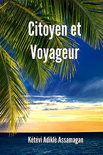 Couverture du livre Citoyen et Voyageur