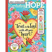 Bible Journaling: Everlasting Hope, 100s of Inspirational Stickers, Traceables & Cutouts, Exclusive! Heirloom Bookplate