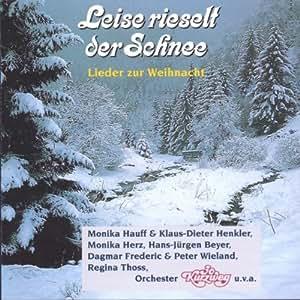 leise rieselt der schnee lieder zur weihnacht various. Black Bedroom Furniture Sets. Home Design Ideas
