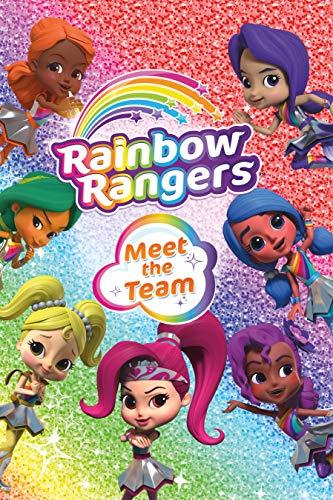 Rainbow Rangers: Meet the Team (English Edition)