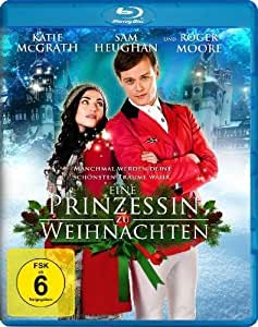 Il était une fois à Castlebury / Christmas at Castlebury Hall ( A Princess for Christmas ) ( A Christmas Princess ) [ Origine Allemande, Sans Langue Francaise ] (Blu-Ray)