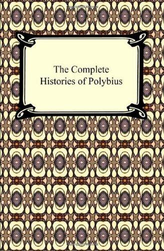 The Complete Histories Of Polybius descarga pdf epub mobi fb2