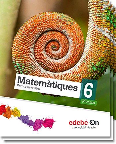 Matemàtiques 6 - 9788468320748
