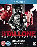 Stallone Collection (First Blood/Cliffhanger/Lock Up) [Blu-ray]