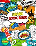 Blank Comic Book: Nifty Multi Template Panelbook to Draw and Create Your Own Comics. Perfect Superhero Gift for Christmas with a Variety of Templates for Comic Book Drawing and Sketching.
