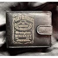 PEAKY BLINDERS ENGRAVED LEATHER WALLET, ETCHED, PERSONALISED, CHRISTMAS GIFT, HIM, DAD, BROTHER, SHELBY