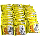 GONE MAD Gery Cheese Cracker, 60 Pcs-Pack of 3