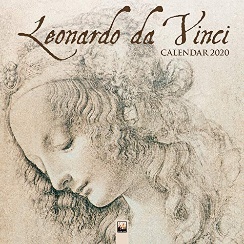 Leonardo da Vinci 2020: Original Flame Tree Publishing-Kalender [Kalender] (Wall-Kalender) - Anatomie Kalender