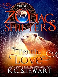 The Truth in Love: A Zodiac Shifters Paranormal Romance, Virgo