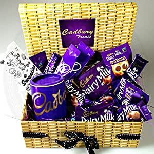 Sweets Cakes And Chocolate Hampers Uk