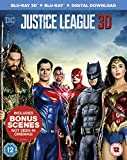 Justice League – [Blu-ray 3D + Blu-ray Digital Download] [2017]