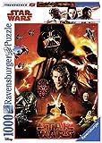 Ravensburger–1000Teile Puzzle, Star Wars (19777)