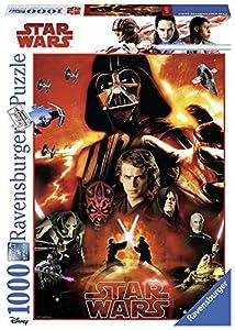Ravensburger- Puzzles 1000 Piezas, Star Wars (19777)