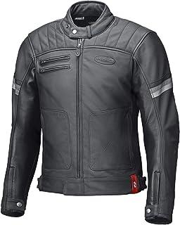 Held Stone Motorrad Lederjacke Anthrazit//Grau 52