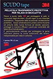 Quattroerre 4022 Pellicola Trasparente Scudo Tape Bici Protezione Telaio, 5 x 70 cm