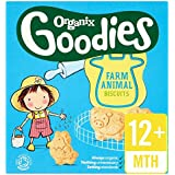 Organix Animal Biscuits 100g