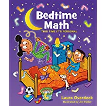 Bedtime Math 2: This Time It's Personal by Laura Overdeck (11-Mar-2014) Hardcover