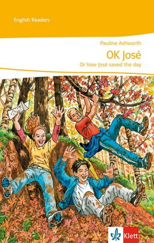 OK José - Or how José saved the day (English Readers) - 2 Stage Line
