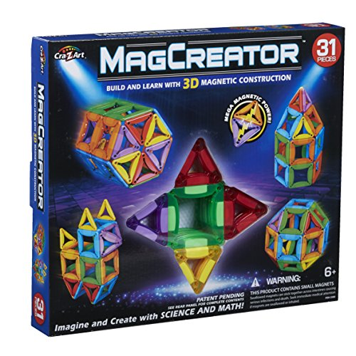 magcreator-35900-building-set-31-piece