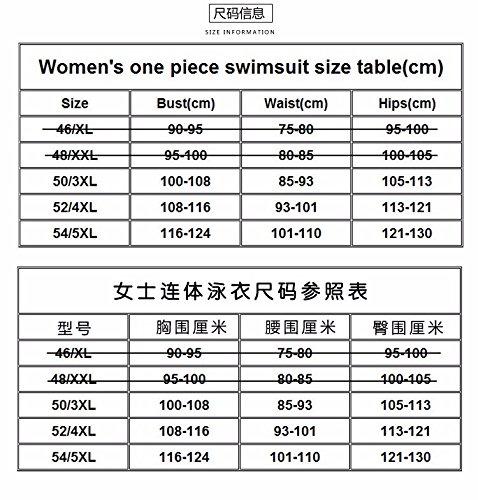 Vêtements d'été maillot de bain grand écran solaire unique manches longues maillot de l'ouest-YU&XIN Blue