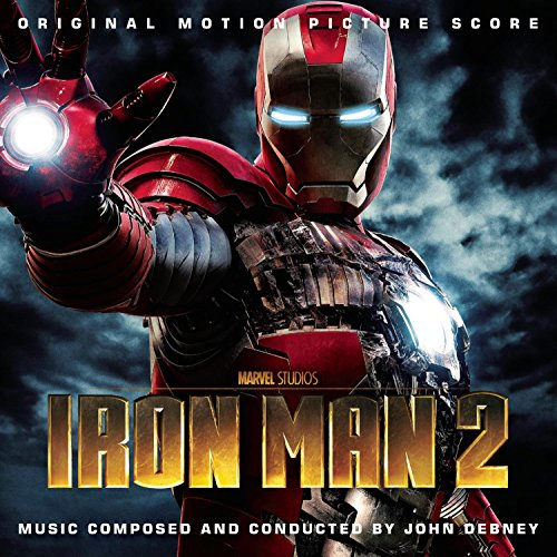 Original Motion Picture Score Iron Man 2