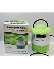 CHECKMATE Electronic Led Mosquito Killer Lamp Mosquito Trap Eco-Friendly Baby Mosquito Insect Repellent Lamp (Multi Color)