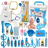 Best Presents   Year Old Boy - Xst Kids Toy Doctor Stopped Suitcase Medical Kit Review