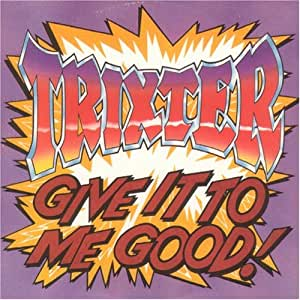 """GIVE IT TO ME GOOD CD UK MCA 1991 3 TRACK 7"""" VERSION IN CARD SLEEVE DESIGN (MCSTD1554)"""