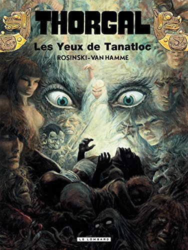 Thorgal - tome 11 – Les yeux de Tanatloc par Jean Van Hamme