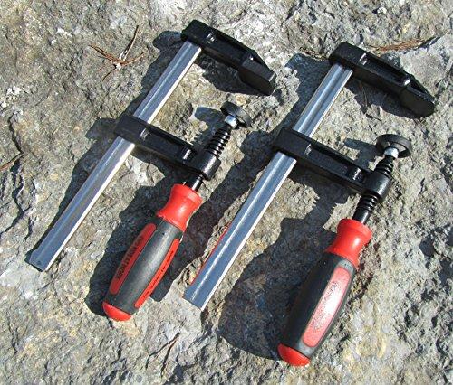 """Kinder Werkzeug Schraubzwinge 2er Set 150x50mm """"Top Qualität"""""""