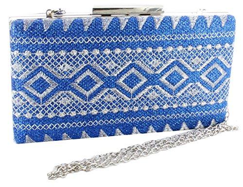 nuovo-donne-blu-da-donna-scatola-stile-pochette-con-rimovibili-catena-spalline-blu-numeri-uk-1-1-blu