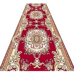 Tapis de couloir Tapis de chemin de roulement for tapis de 8 mm de long, antidérapant, design moderne, plancher de chambre à coucher décoloration, plusieurs tailles (Size : 0.8x4m)