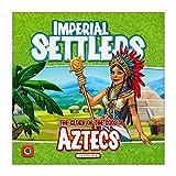 """Wydawnictwo Pop00367Portail """"Imperial Settlers Aztecs EXP."""" Jeu de société"""