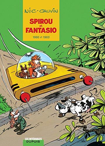 Spirou et Fantasio Intégrale : 1980-1983